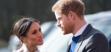Primele imagini cu bebelușul regal. Prințul Harry și Meghan Markle...