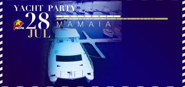 Castiga acces VIP la PROFM YACHT PARTY, Sambata – 28 iulie!