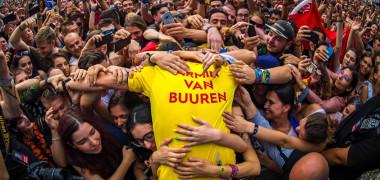 Ce a declarat Armin van Buuren după show-ul de şapte ore de la UNTOLD
