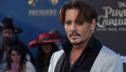 Johnny Depp at the Premiere of Disney?s and Jerry Bruckheimer Films? ?Pirates of the Caribbean: Dead Men Tell No Tales,? at the Dolby Theatre in Hollywood, Ca