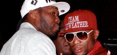 """Atac fără precedent al lui Floyd Mayweather către 50 Cent. """"Ești un..."""