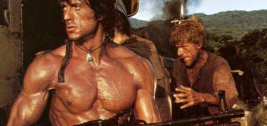 Sylvester Stallone se pregătește pentru un nou film Rambo. Uite cum...