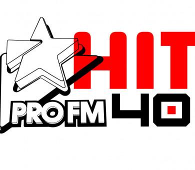 Logo ProFM HIT 40