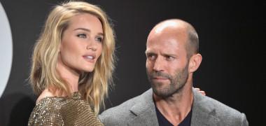 Motivul pentru care Rosie Huntington-Whiteley nu se grăbește să se mărite cu Jason Statham