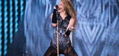 Shakira In Concert - New York City