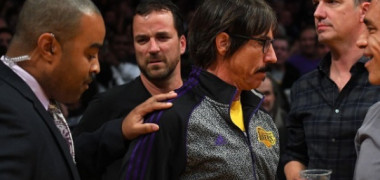 anthony-kiedis-la-lakers