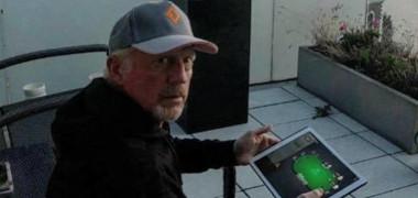 Boris Becker merge sprijinit de cârje după operația de cancer. Este de nerecunoscut