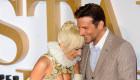 "Lady Gaga și Bradley Cooper la premiera filmului ""A Star is Born"""