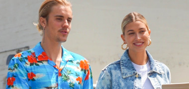 Justin Bieber and Hailey Baldwin head to church while holding hands