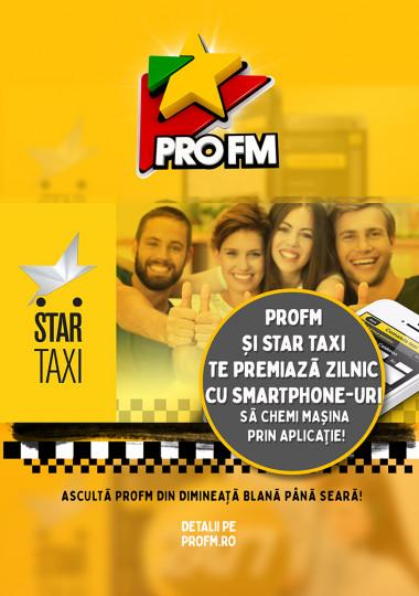 ProFM si StarTaxi