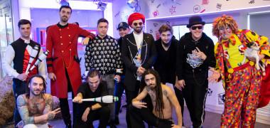 Circ la ProFM cu What's UP, Matteo și Liviu Teodorescu! Au vrut să...