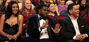 Kevin Hart premiile People's Choice Awards 2017