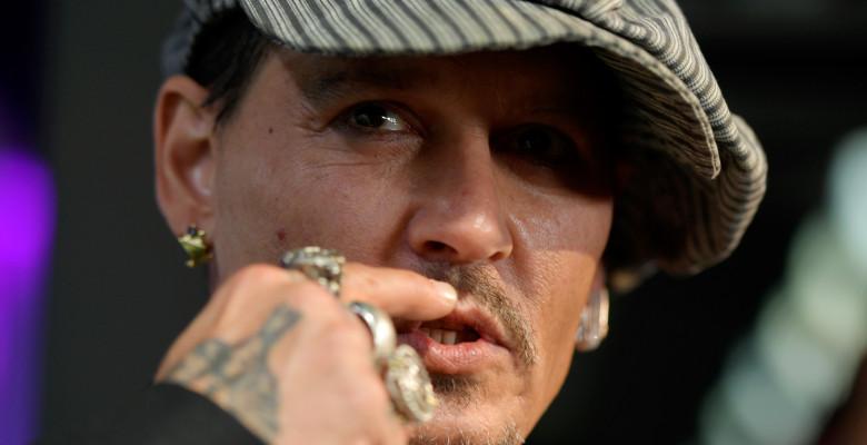 Johnny Depp la Festivalul de film de la Zurichl