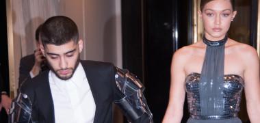 Zayn alături de Gigi Hadid la Met Gala
