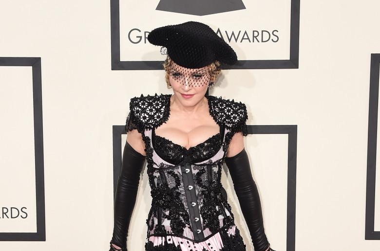 Madonna la premiile Grammy