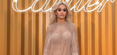 Rita Ora la o petrecere Cartier
