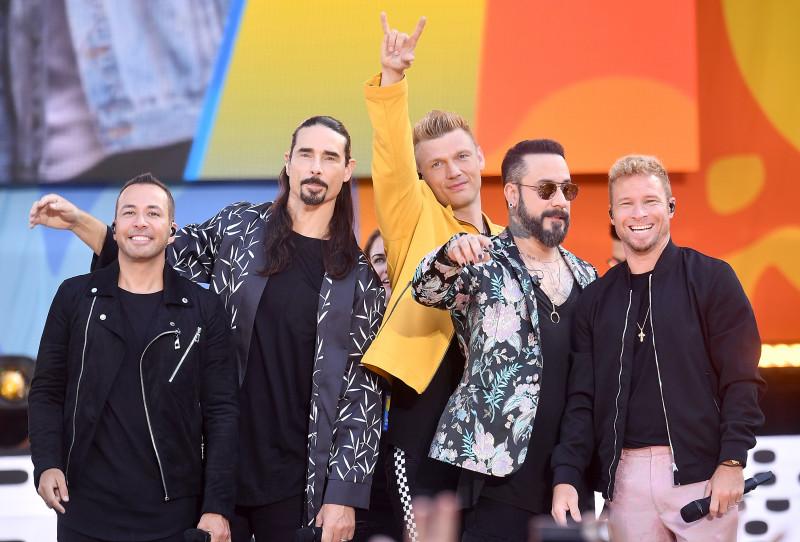 Backstreet Boys la Good Morning America