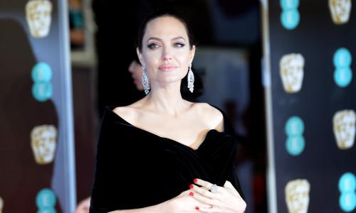 Angelina Jolie premiile BAFTA 2018