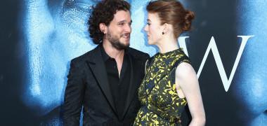 Kit Harington i-a spus soției sale cum se termină Game Of Thrones...