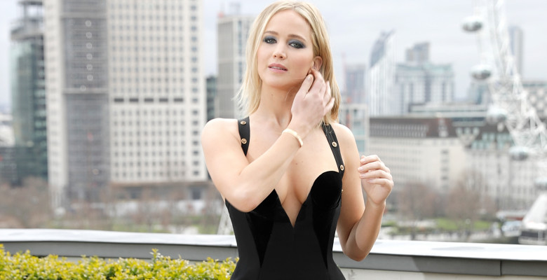 Jennifer Lawrence ședință foto 'Red Sparrow'