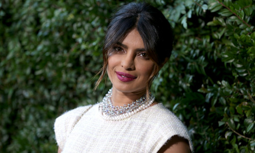 Priyanka Chopra la un eveniment CHANEL