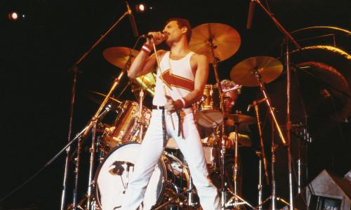 Freddie Mercury concert Queen 1982