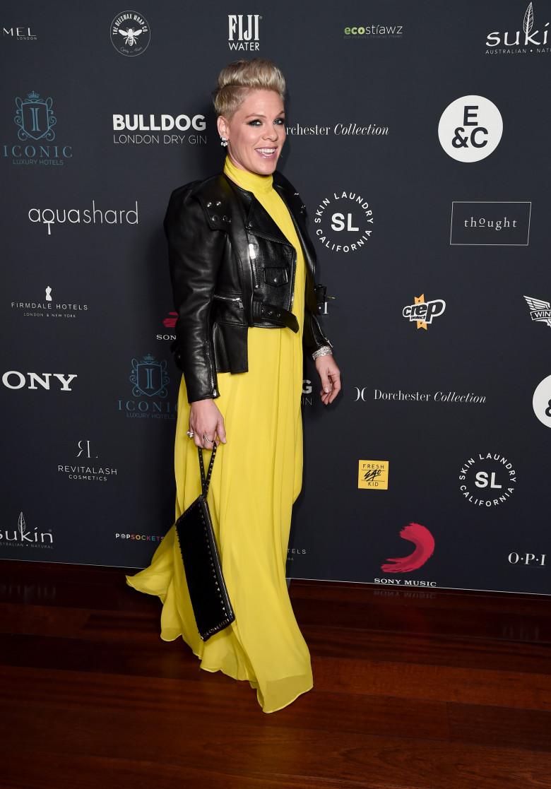 Sony Host BRIT awards After Party At aqua shard
