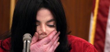 Michael Jackson la procesul din 2002