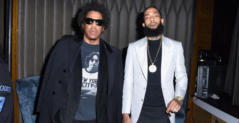 Jay Z alături de Nipsey Hussle