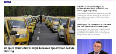 Site-ul digi24.ro, într-o nouă versiune, cu un design versatil și...