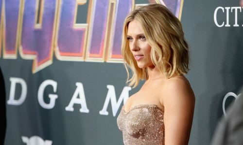 Los Angeles World Premiere Of Marvel Studios'