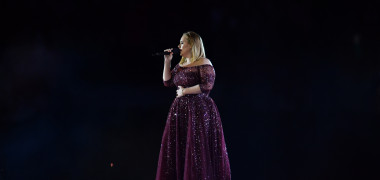 Adele Performs At Wembley Stadium