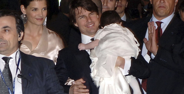 Tom Cruise And Katie Holmes - Wedding Preparation