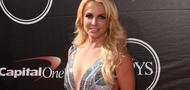 Britney Spears a dat foc la sala de sport. Imaginile postate de artistă