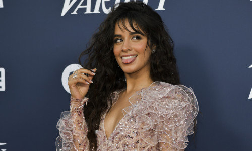 Camila Cabello. Getty Images