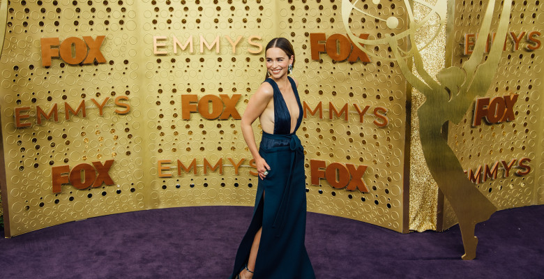 71st Emmy Awards - Emilia Clarke