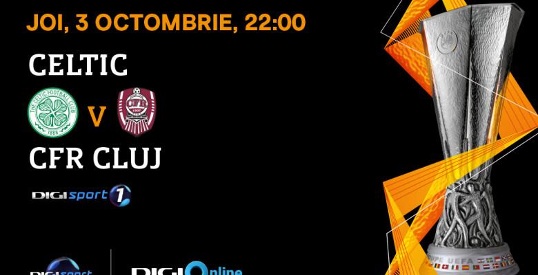 Celtic-CFR Cluj