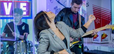 Nicoleta Nucă - Tot mai rar | ProFM LIVE Session
