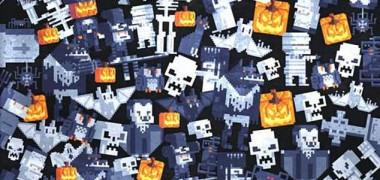 Cea mai tare provocare de Halloween. Găsești fantoma ascunsă printre...