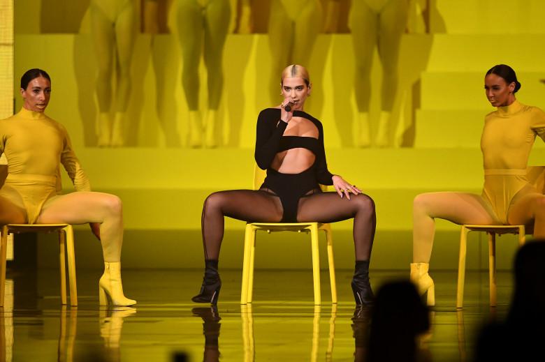 Dua Lipa, MTV EMA 2019