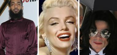 Topul celebrităților care câștigă milioane de dolari chiar și după...