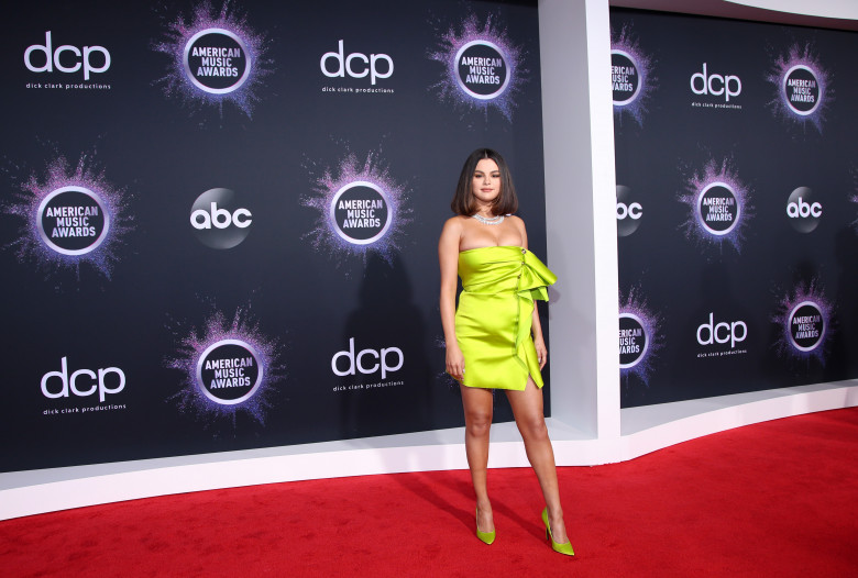Selena Gomez 2019 American Music Awards