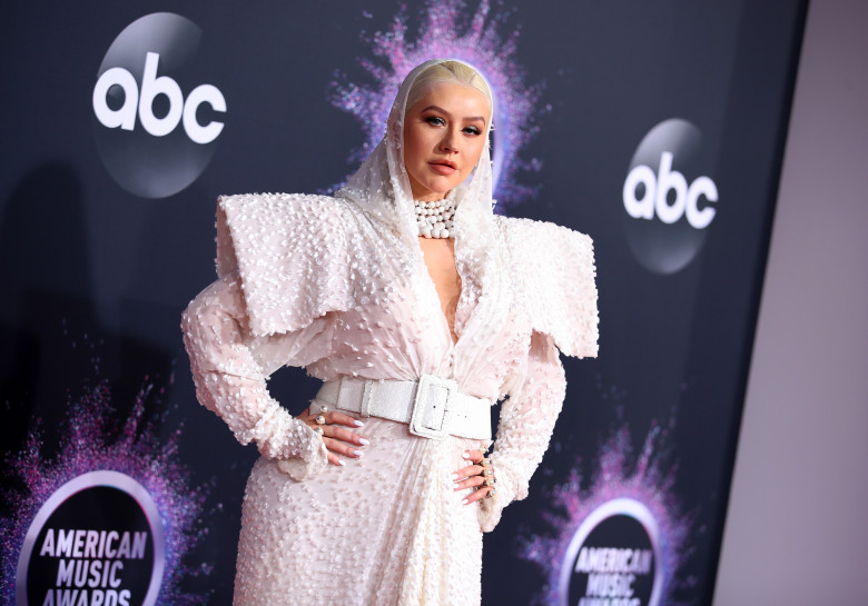Christina Aguilera - 2019 American Music Awards