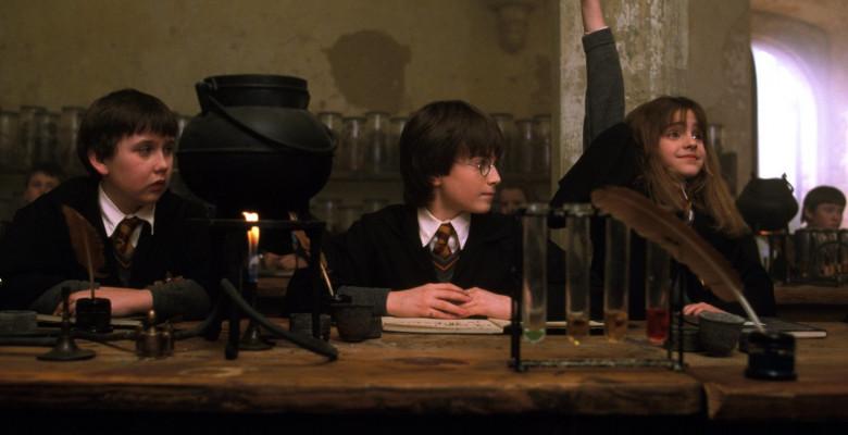 Harry Potter and the Sorcerer's Stone (2001) - filmstill