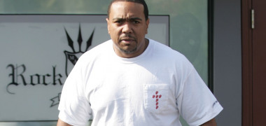 Timbaland Shows Off His Bling!