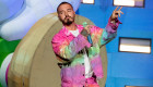 J Balvin Performs At Staples Center
