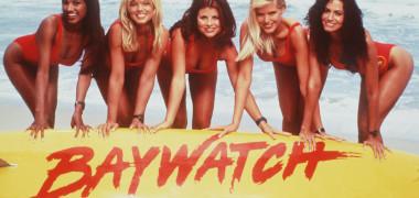 The Girls Of Baywatch From L R: Traci Bingham Donna D'Errico Yasmine Bleeth Gena Lee Nolin