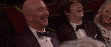 Chris Rock and Steve Martin poke fun at Jeff Bezos in Oscars opening monologue