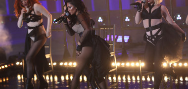 The Pussycat Dolls Perform On The BBC One Show