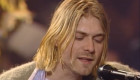 Kurt Cobain's tatty green sweater from his iconic MTV Unplugged performance set to sell for $300,000 dollars